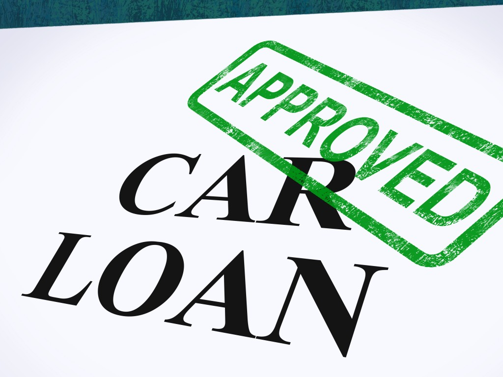 Auto Financing in Marysville